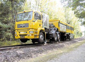 Linsinger Rail Road Truck SF01-Truck